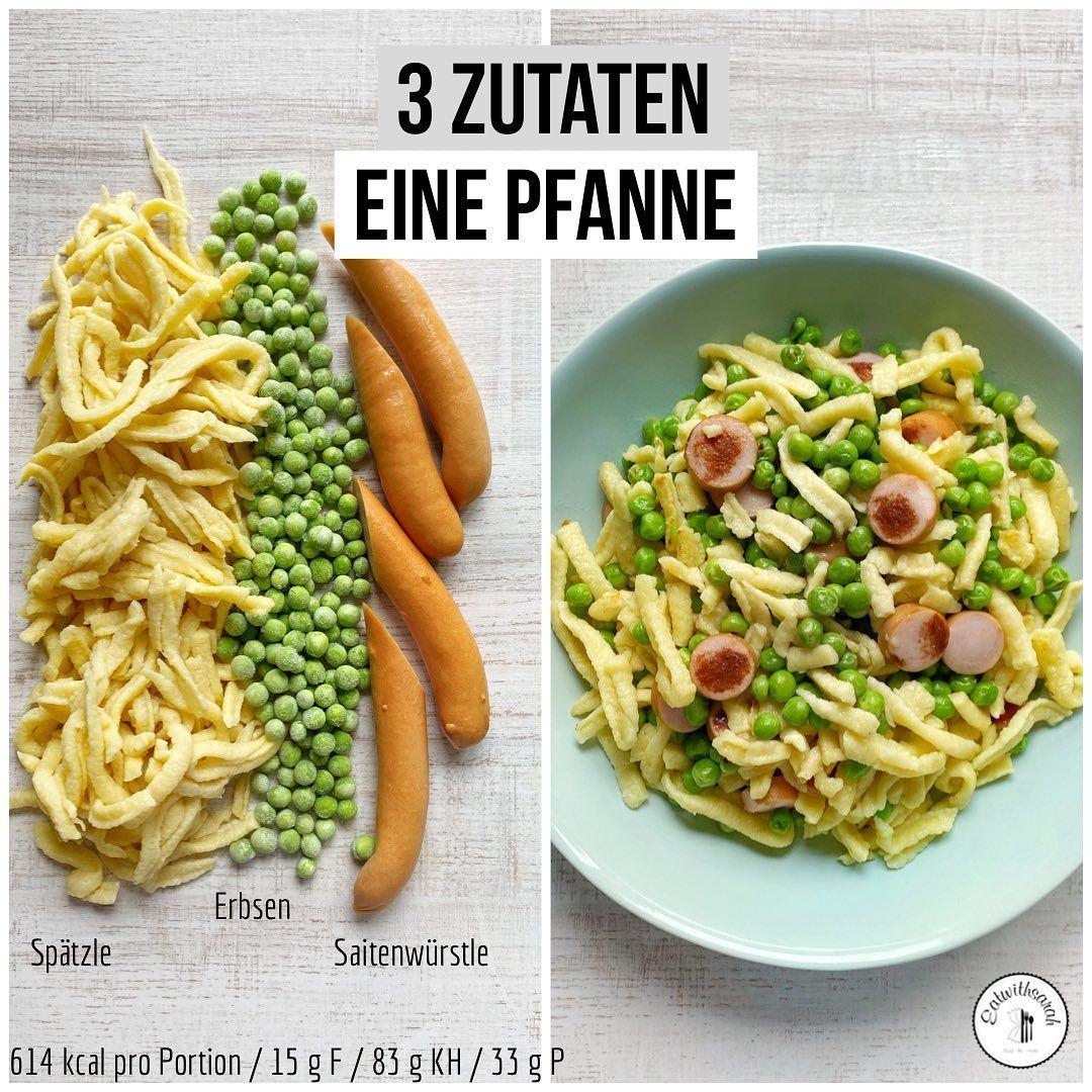 Schnelle Pasta Mit Funf Zutaten Rezept Rezepte Zutaten Und Preiswert Kochen