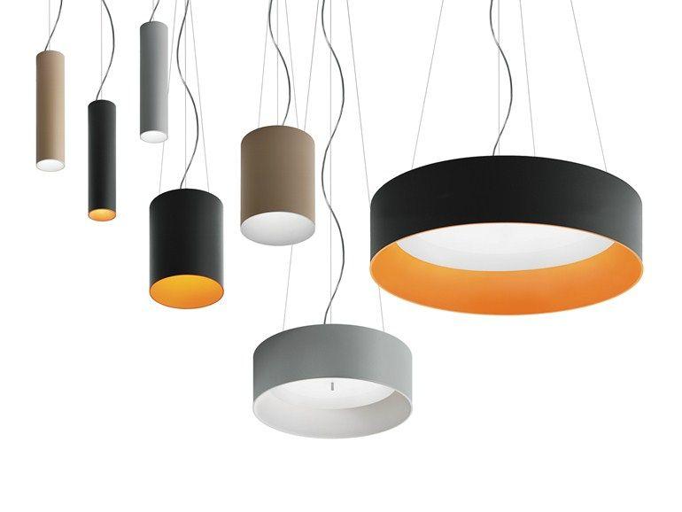 TAGORA Pendelleuchte by Artemide Italia Design Serge Offices - pendelleuchten f r wohnzimmer