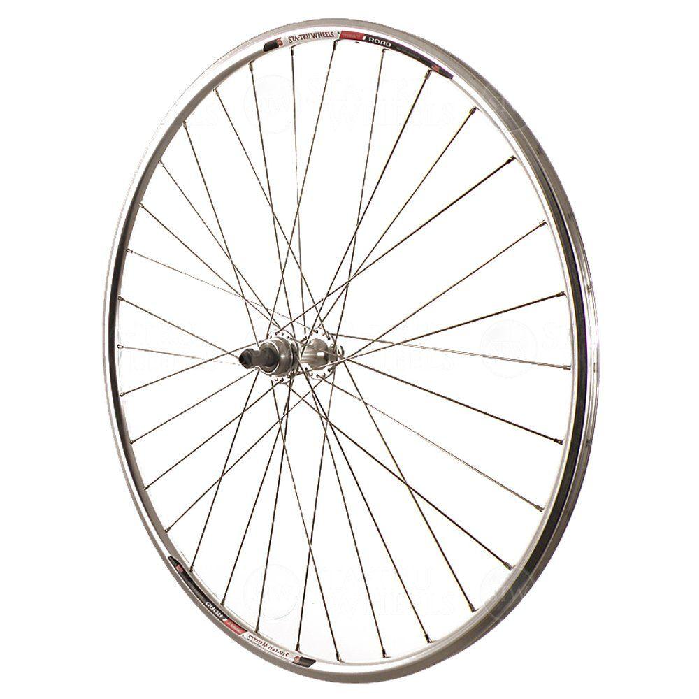 Amazon Com Sta Tru Dt Swiss Spokes Rear Wheel 27x1 1 4 Inch