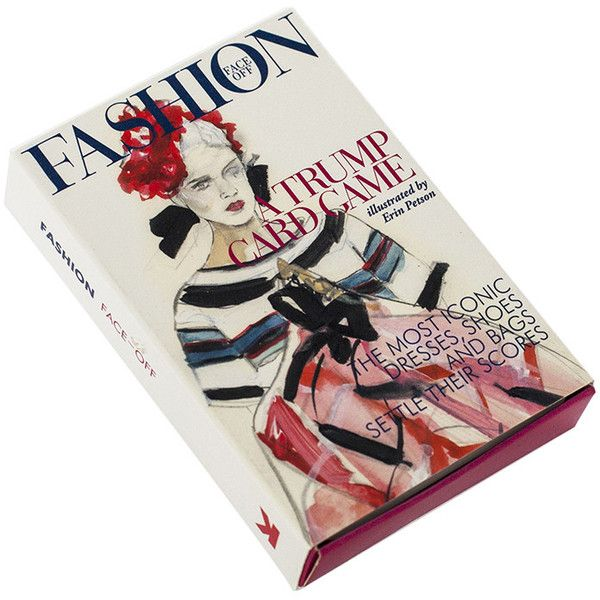 Fashion face off card game 26