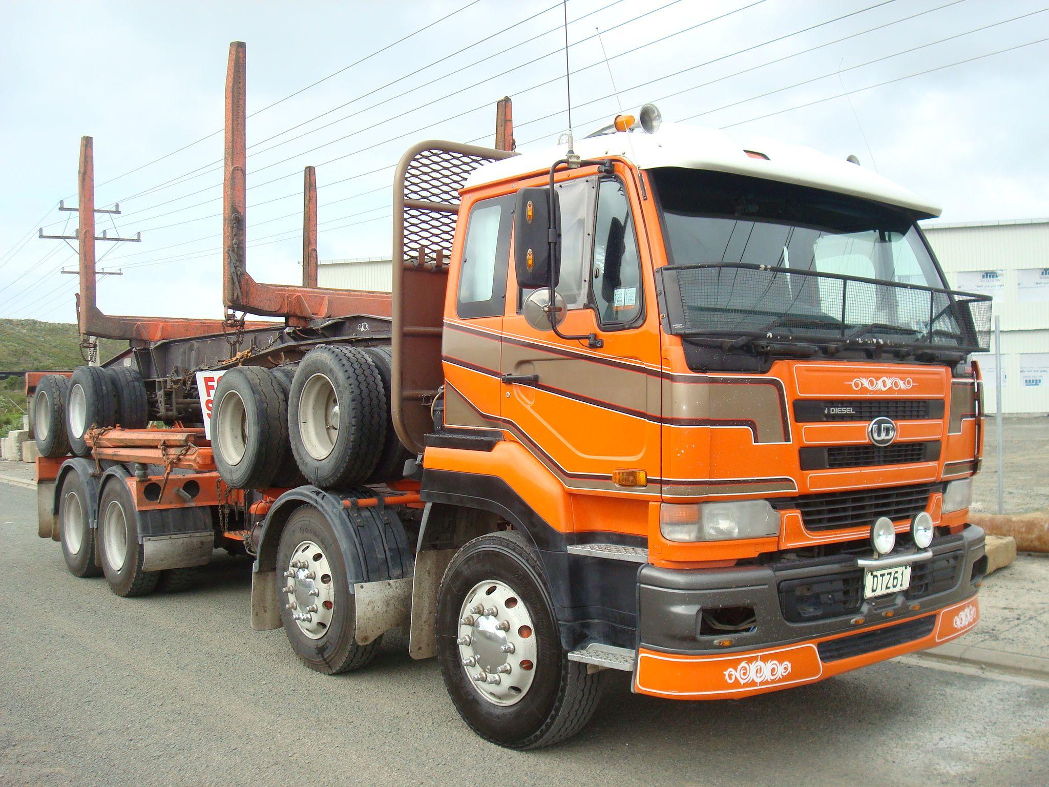 NISSAN UD | caminhões | Pinterest | Nissan and Vehicle