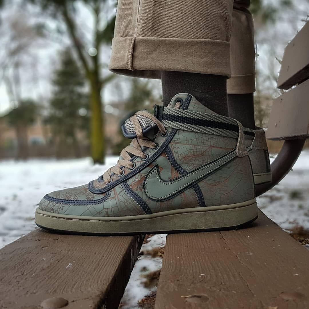 timeless design 13eb7 35d41 Nike Vandal Mid Supreme (Tom Luedecke edition)