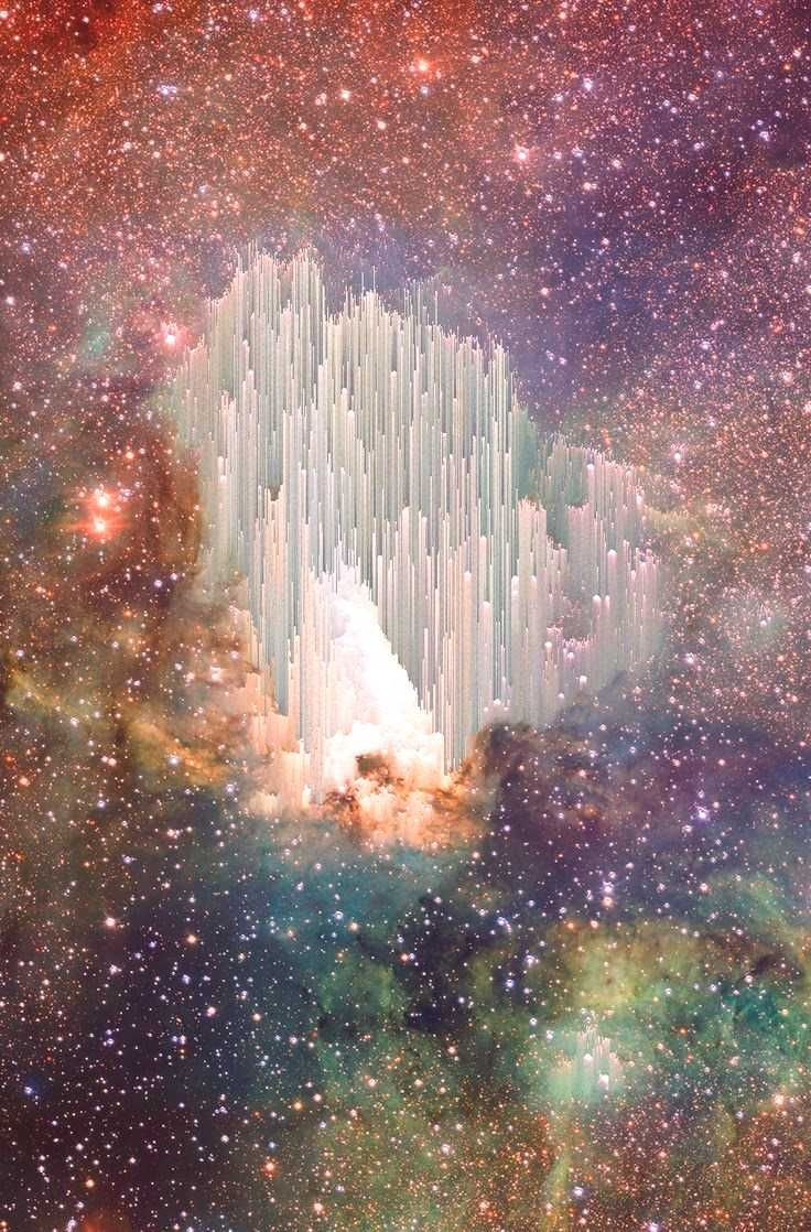 The cosmic ice