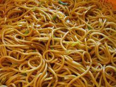 """Photo of Spaghetti salad """"Renate"""" – recipe with picture"""
