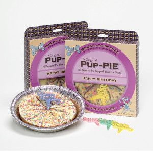 Lazy Dog Cookies All Natural Happy Birthday Pie
