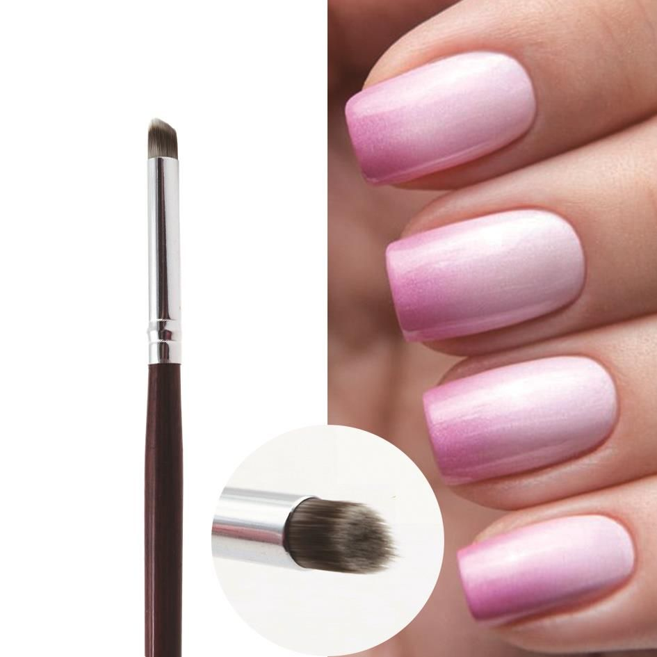 LCJ 1 Pcs Professional Nail Art Brush / Manicure Gel Polish Brush ...