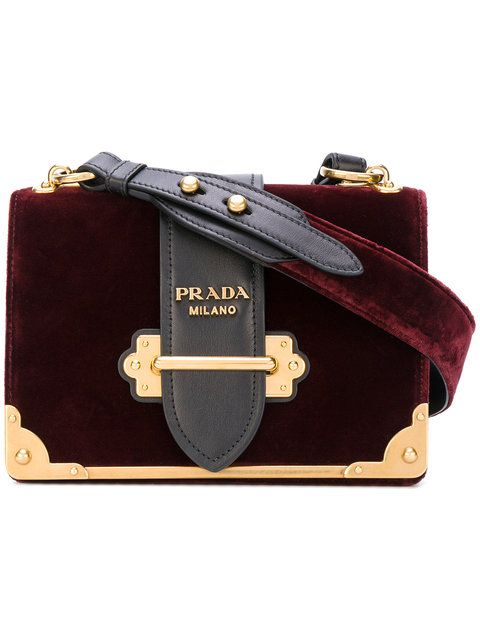 Prada Cahier Mini Bag Farfetch Prada Handtaschen
