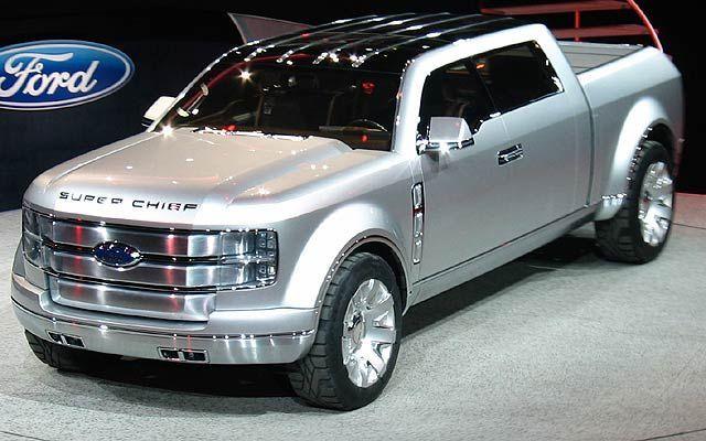 Ford Super Chief Kick Ass Cars Ford Trucks Ford Pickup Trucks