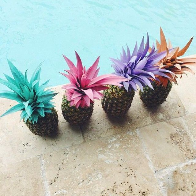 Pineapple Inspo Pineapples Summer Happy Long