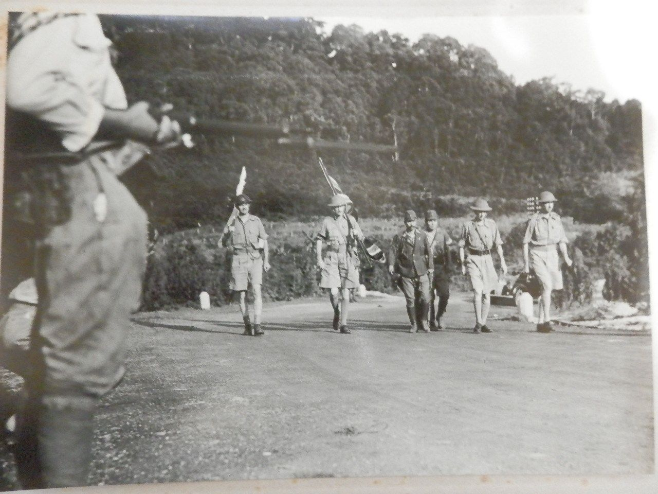 British Army Surrender In Singapore The Libyan Esther Kofod Www