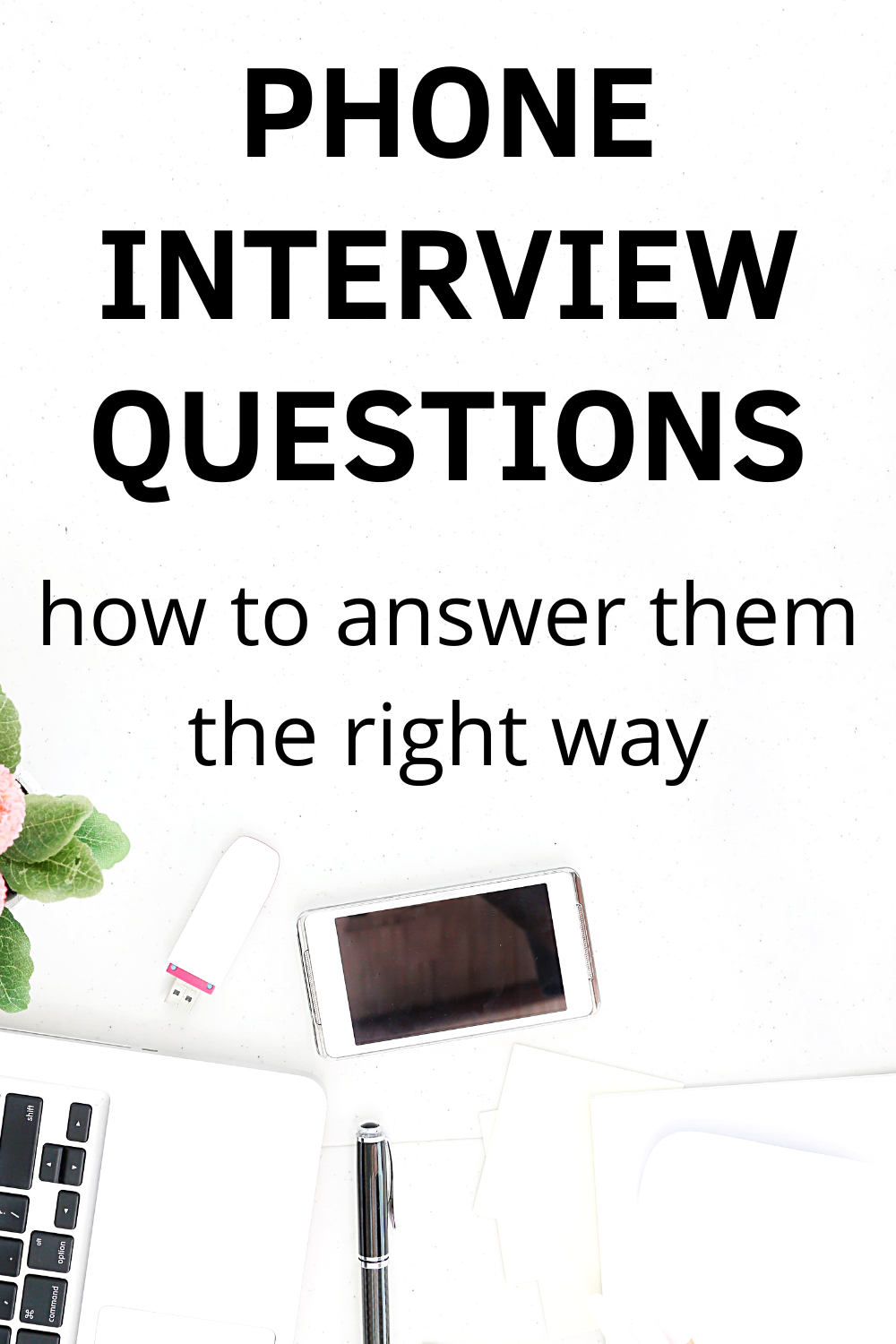Pin on Phone Interview Tips