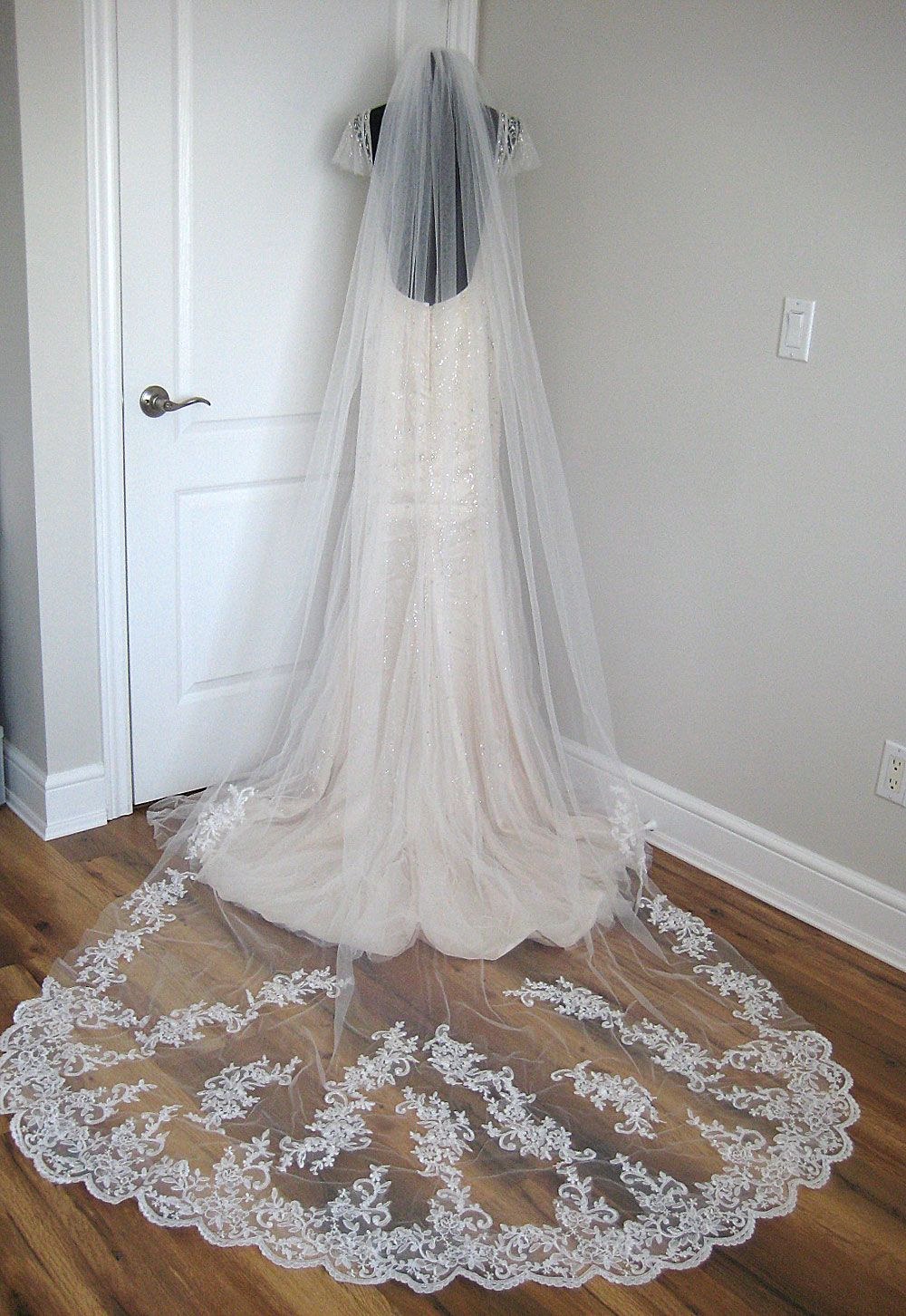 Pin on Wedding Veils & Accessories for sale
