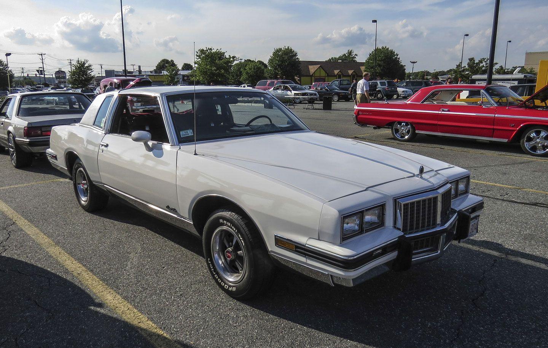 1984 Pontiac Grand Prix Pontiac Grand Prix Pontiac Old Classic
