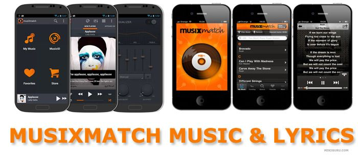 Musixmatch Music & Lyrics Best music app, Music lyrics