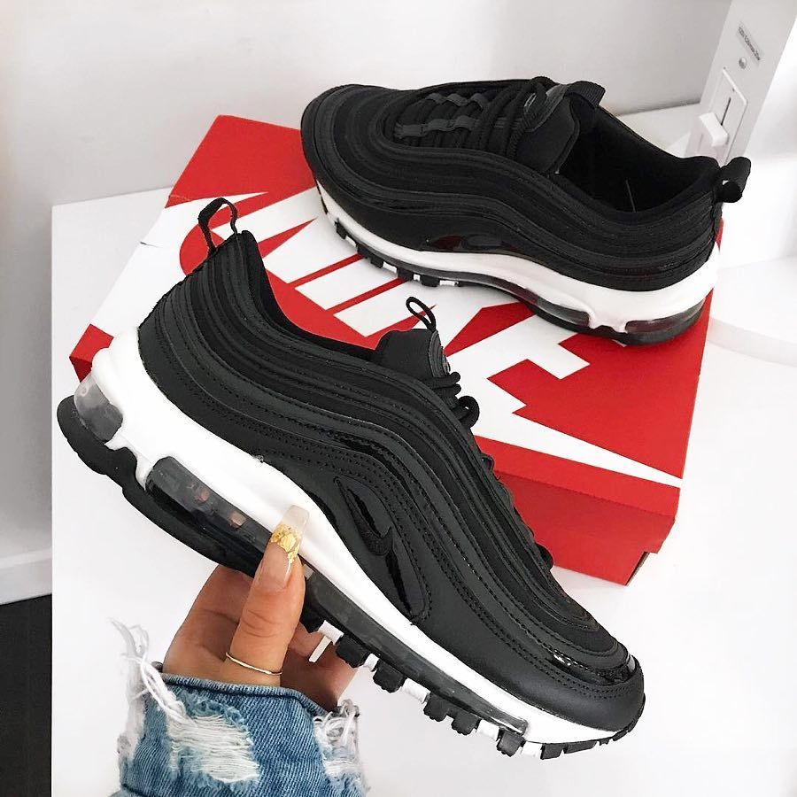 Nike Air Max 97 Premium – Black / Anthrazit | snkraddicted.com