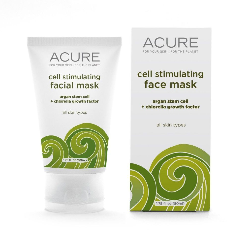 Acure Organics Cell Stimulating Facial Mask