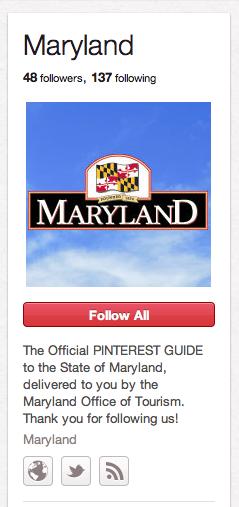 Maryland http://pinterest.com/visitmaryland/