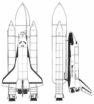 Pin Pa Space Shuttle Reference