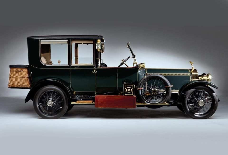 ©2011 Courtesy of RM Auctions Rolls royce