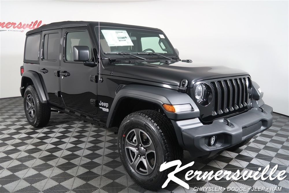 Ebay Jeep Wrangler Sport 4wd V6 Suv Backup Camera Soft Top Roof Cloth Seats 2018 Jeep Wrangler Unlimited Sport 4wd V6 Suv Jeep Jee Jeep Wrangler Sport Jeep Wrangler Jeep