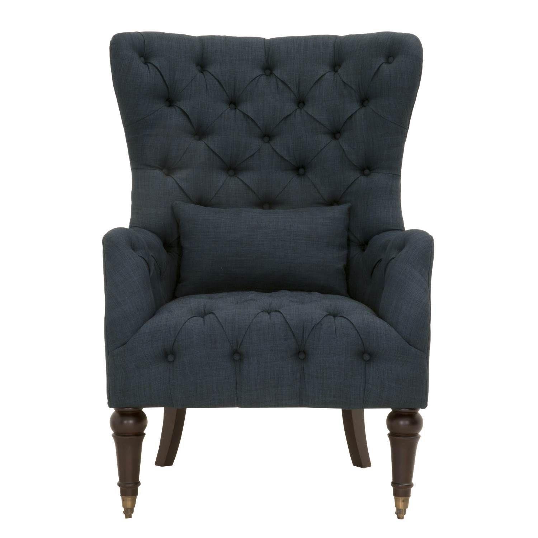 Club Chairs, Chair, Lumbar Pillow