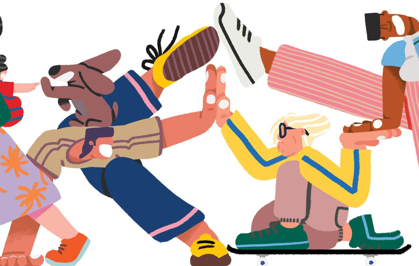 Jovia illustrations on behance in 2020 illustration the