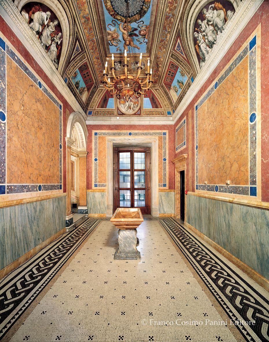 Viaggio in italia la villa farnesina a roma folia for Roma interior design