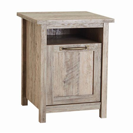 Free Shipping Buy Better Homes Amp Gardens Modern Farmhouse Side Table Rustic Gray Finish At