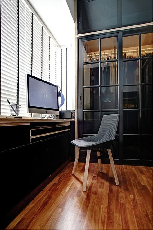 Feng Shui Study Room: Inspiring Workstations By The Bay Window