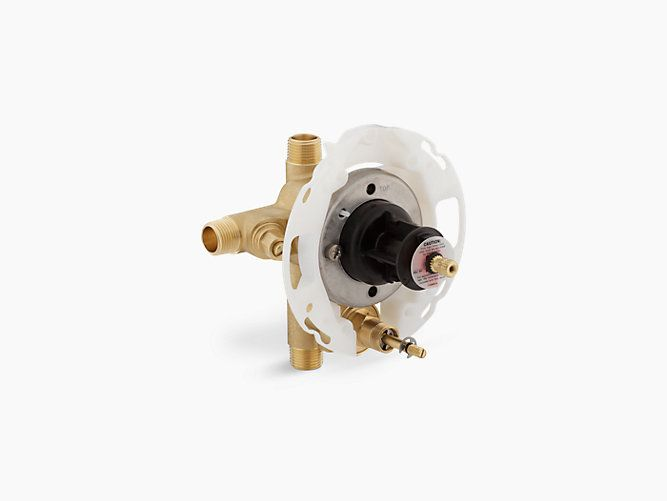 The K 11748 Ks Pressure Balancing Valve With Diverter Pairs With