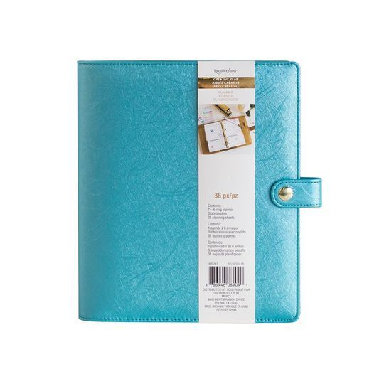 Creative Year A5 Binder By Recollections in