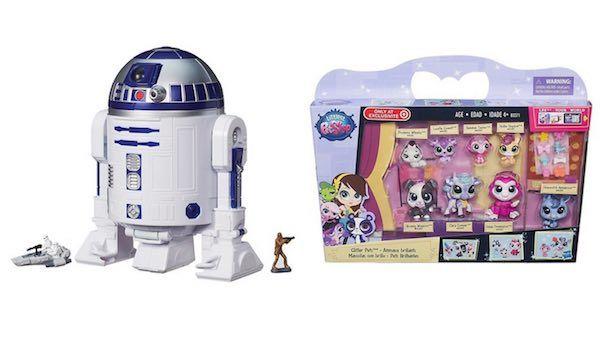 Target 50 Off Star Wars And Littlest Pet Shop Toys! Only
