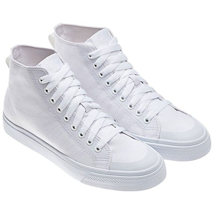 adidas originals trainers nizza hi classic 78