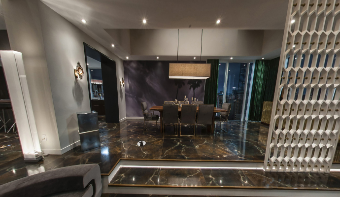 The Interior Design Of Mr Grey 39 S Apartment Fifty Shades