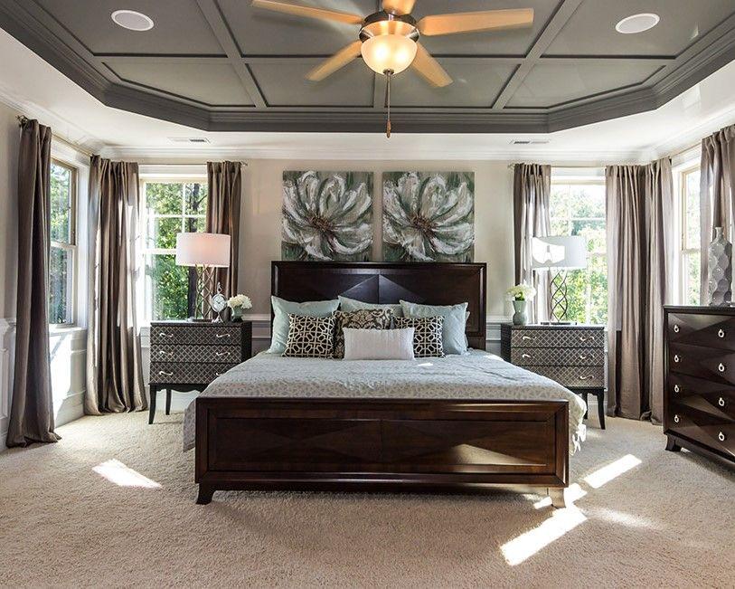 Dream Master Bedroom In Burlington North Carolina Very Masculine DRHorton FindYourHome
