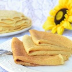 Crepes recipe - would love to be able go cool French food!!