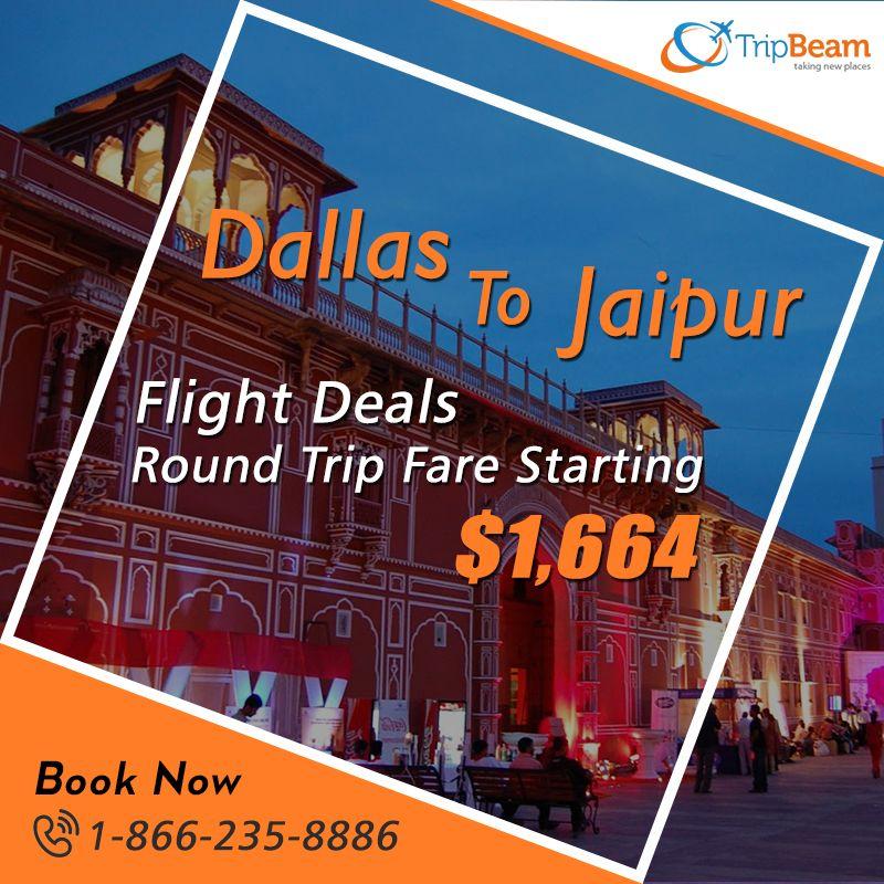 Find Cheap Flight Tickets to Jaipur, Flights to Jaipur