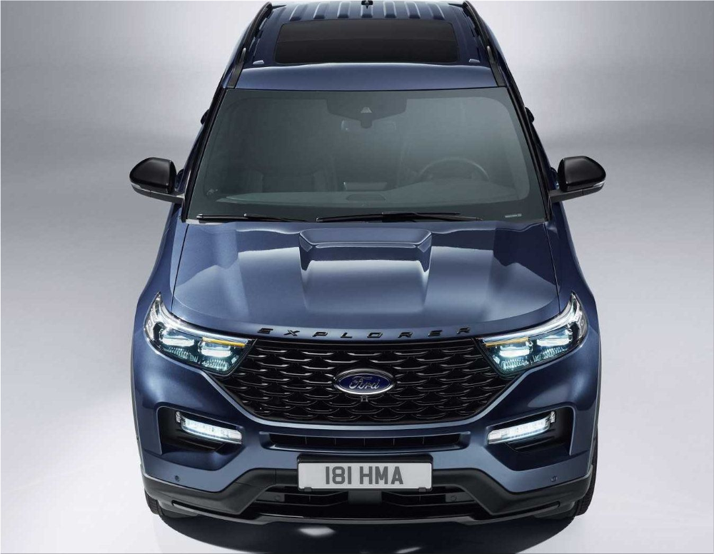 2020 Ford Explorer Plug In Hybrid From 77 000 Hybrid Cars In