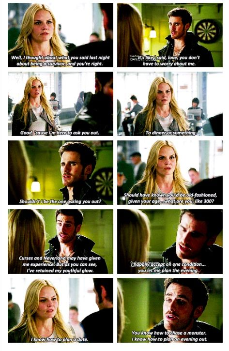 Dating emma swan would include #15