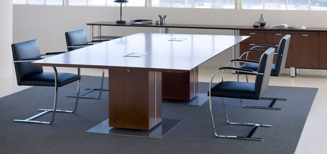 Propeller Conference Table Knoll Conference Table Pinterest - Traditional conference table