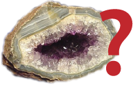 Great site loaded with info on geodes including video tutorials on how to break them open yourself.