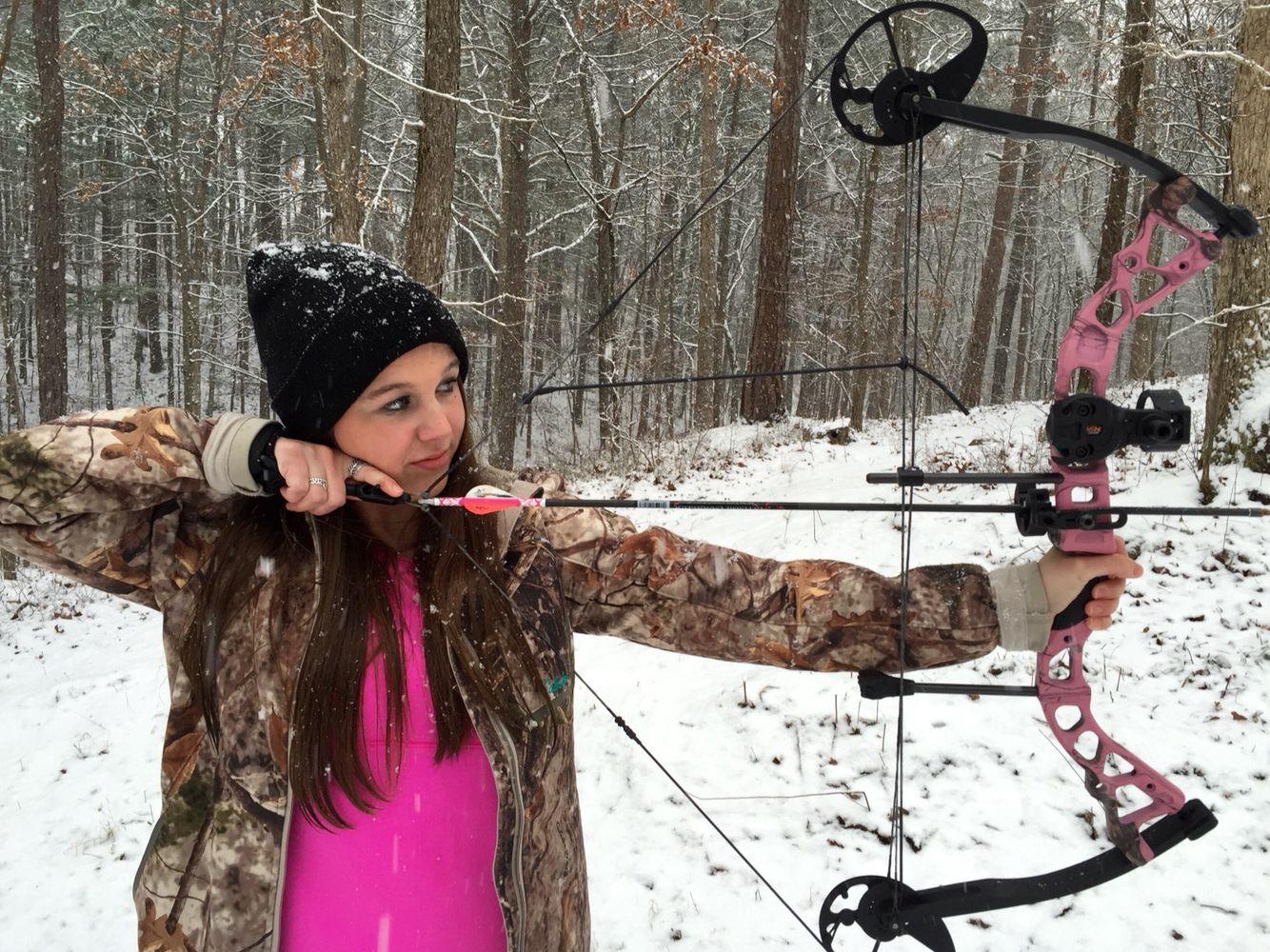 Pin de Lauren Holmes en Bow Hunting
