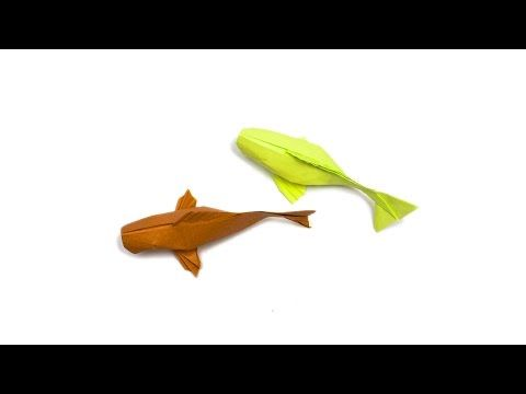 How To Make Origami Fish Koi Sipho Mabona