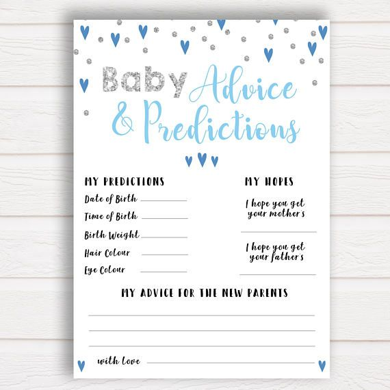 Baby Advice & Predictions, Advice for New Parents, Baby