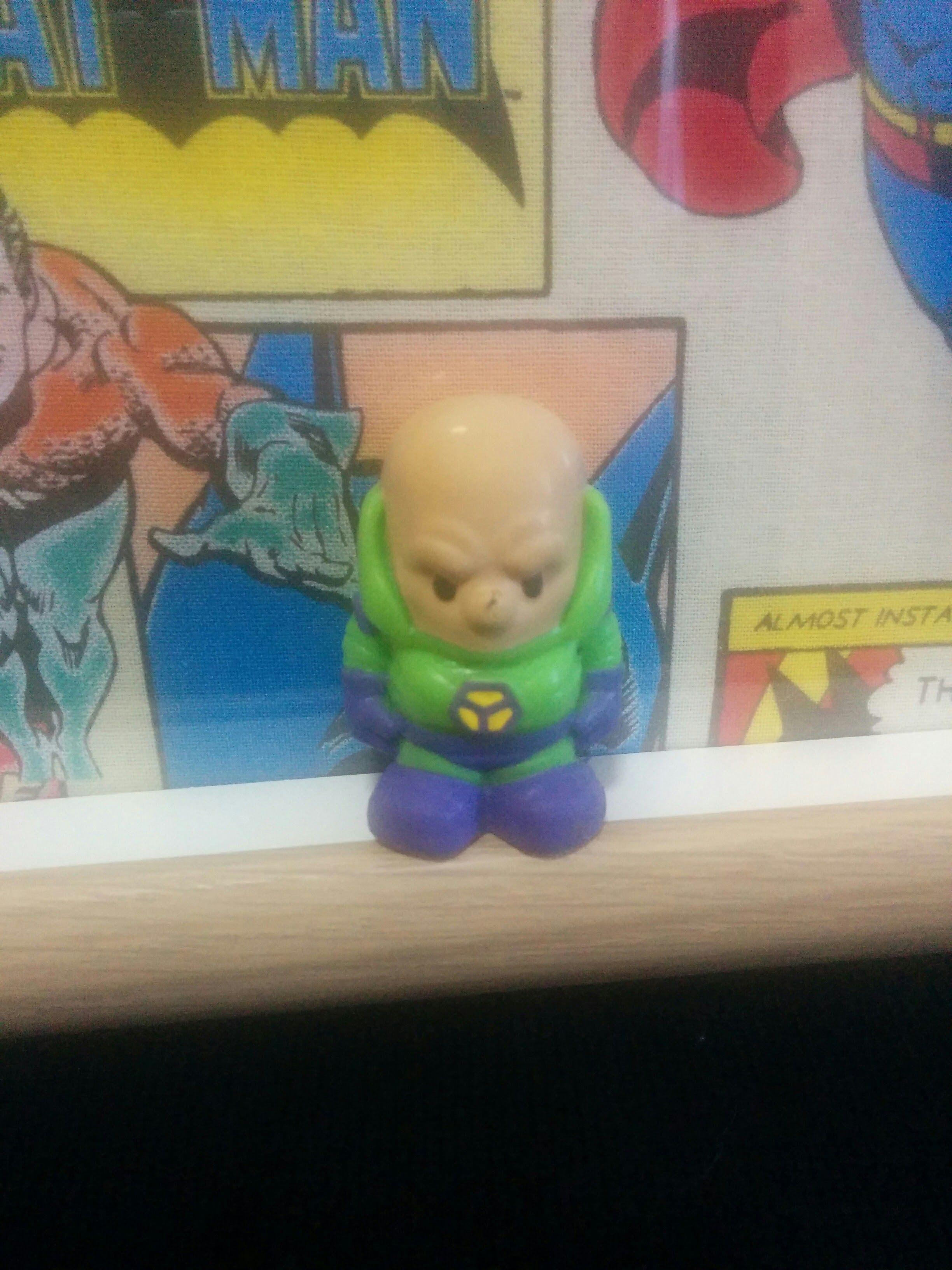 Lex Luthor Common Blind Bag Dc comics characters