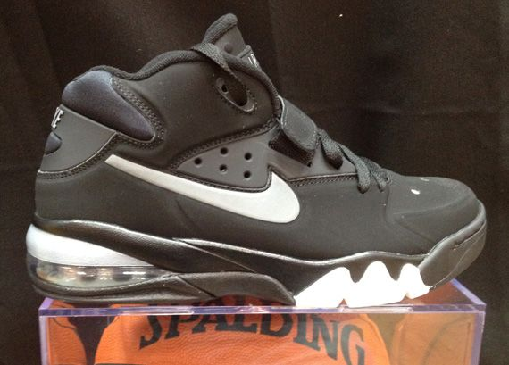 Getmybuzzup. Latest information about Nike Air Force Max.