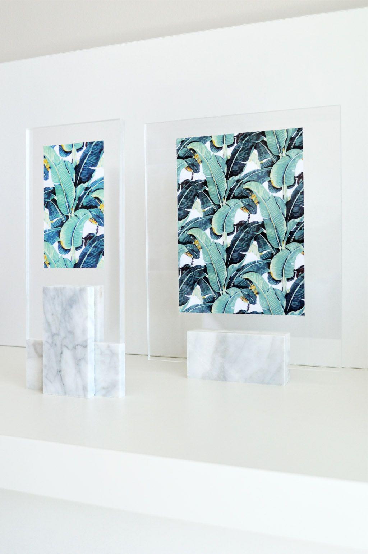 diy accessoires plexiglas marmor diy acrylic marble accessories retail design. Black Bedroom Furniture Sets. Home Design Ideas