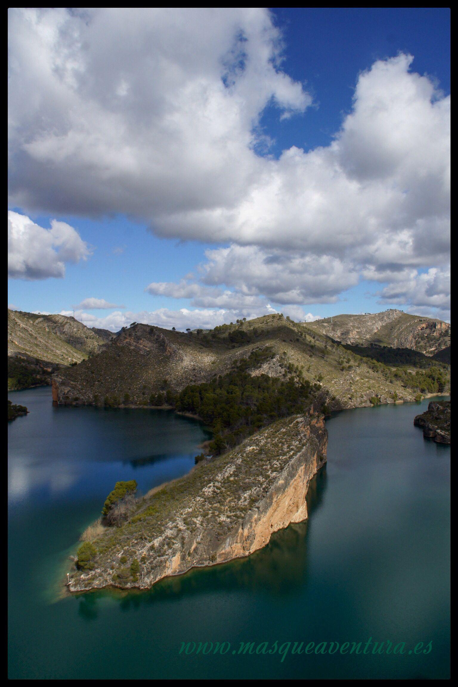 Masqueaventura,lago de BOLARQUE,almonacid de Zorita