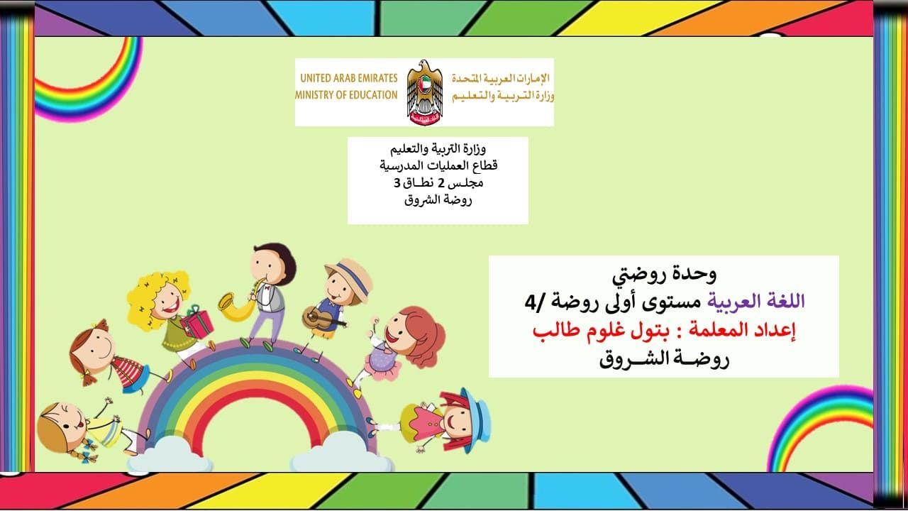 بوربوينت لتعلم صوت ومواضع حرف الباء مع الحركات المد القصيرة Ministry Of Education Education United Arab Emirates