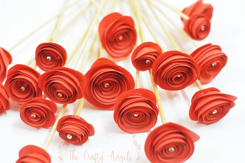 Swirl paper roses tutorial quilled paper roses tutorial curled swirl paper roses tutorial quilled paper roses tutorial curled paper roses how to mightylinksfo
